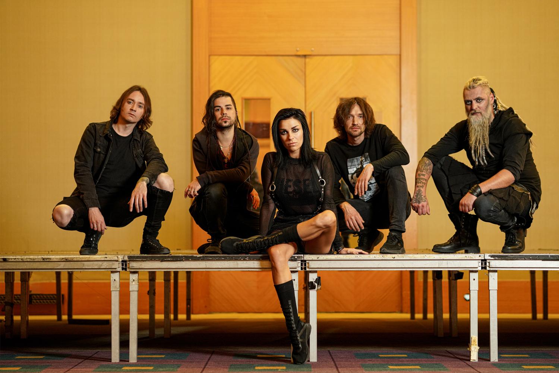 Insammer, una de las bandas de metal más prometedoras de Suecia lanza «Endless Sky»