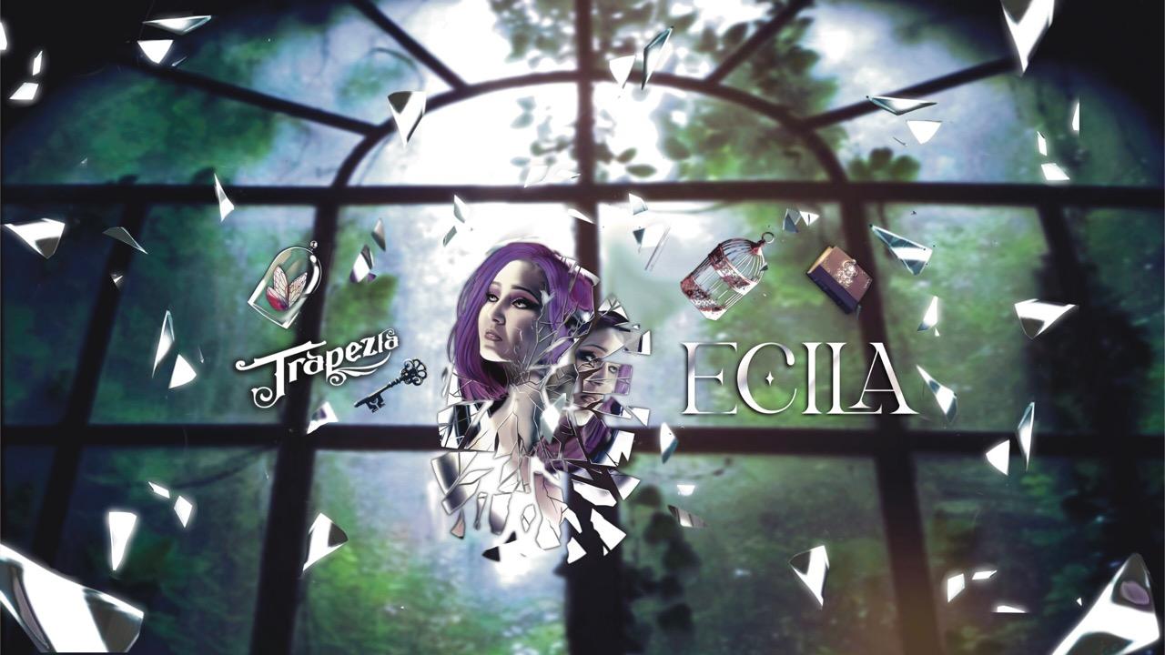 El proyecto de metal melódico, Trapézia (Brasil), presenta nuevo EP 'ECILA' (2021)