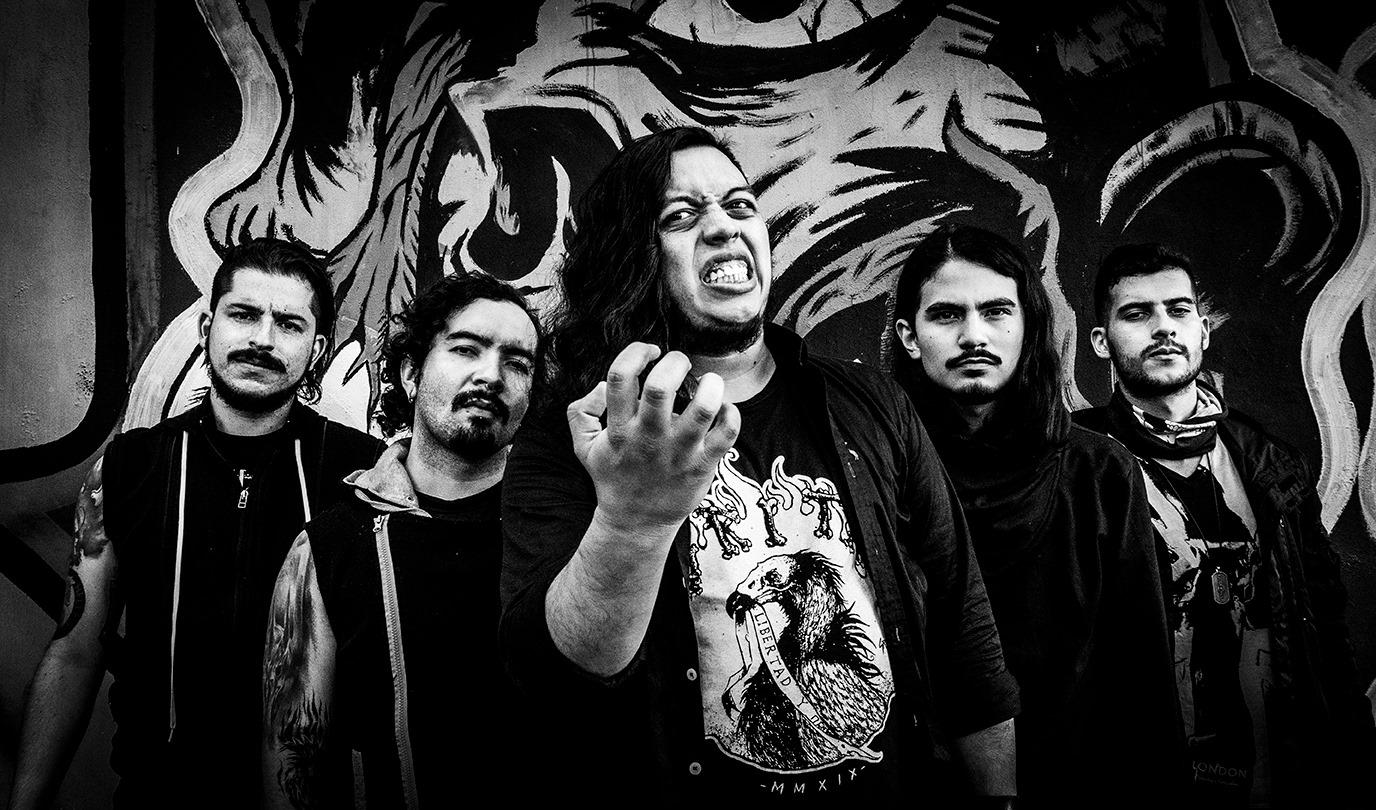 Cuntcrusher (Colombia) lanza «The Countenance», Thrash Metal del nuevo milenio (2021)