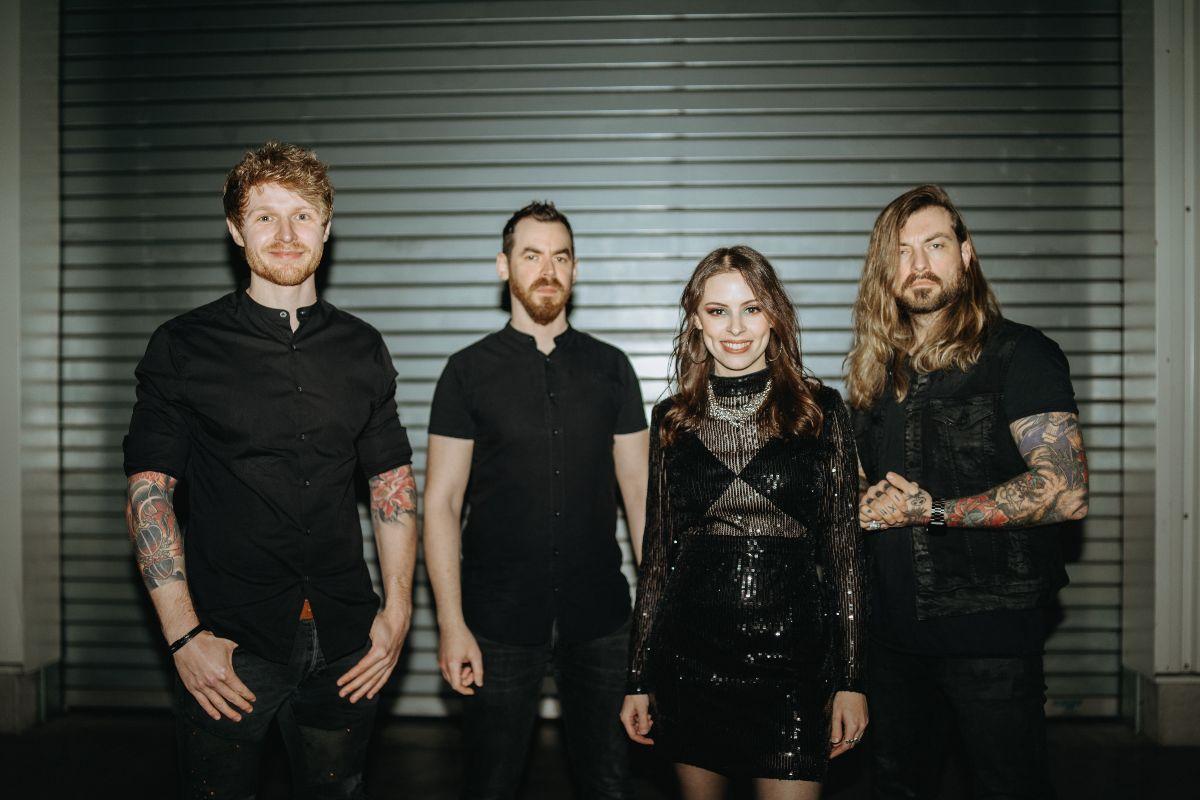 BEYOND THE BLACK (Alemania) es el nuevo artista de Nuclear Blast Records (2021)