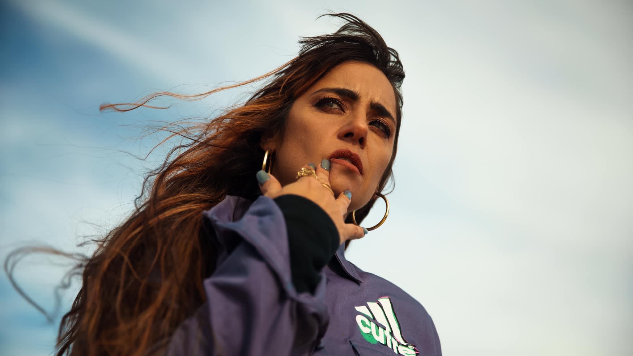"""Sara Hebe (Argentina) presenta single  """"México"""" (2021)"""