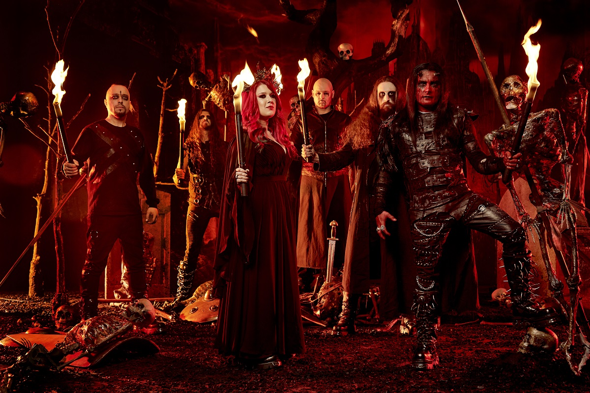 CRADLE OF FILTH presenta nuevo single y videoclip: «Necromantic Fantasies» (2021)