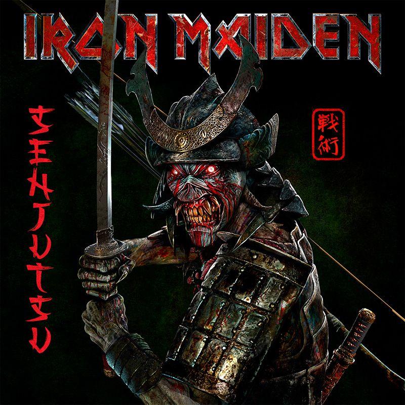 """Iron Maiden – """"Senjutsu"""" (2021)"""