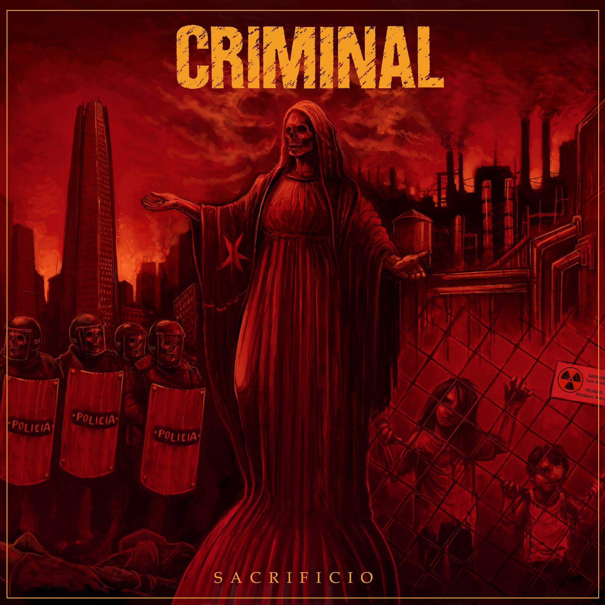 """Criminal – """"Sacrificio"""" (2021)"""